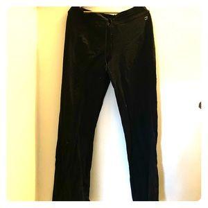 Gap Body Fit Black Wide Leg Pants Large
